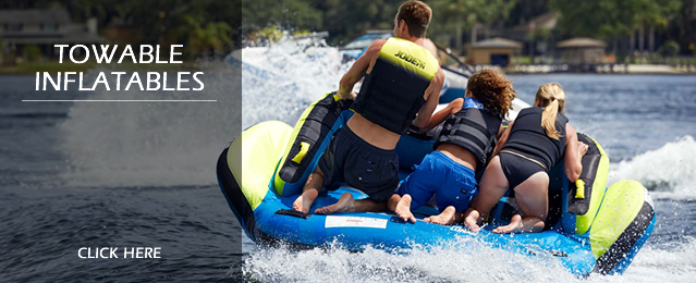 Buy Online - Towable Inflatable Tubes and Ringos, Boat Ski Tubes and Banana Boats, Water Toys and Buy Online - Towable Toys