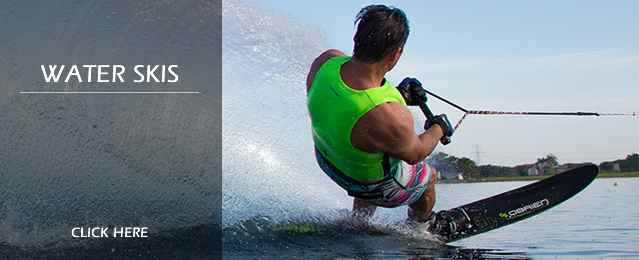 Buy Online - Water Skis and Waterski Equipment